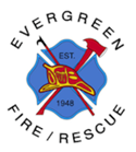 Evergreen Fire Logo